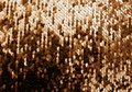 Festive background with shimmering round small beautiful shiny g