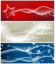 Festive backgrounds Stock Image
