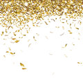 Festive confetti