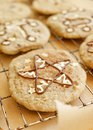 Festive cookies Royalty Free Stock Photography