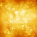 Festive golden background Royalty Free Stock Image