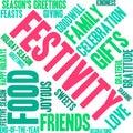 Festivity Word Cloud