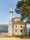 Fethiye mosque ioannina greece the is an ottoman in the was built in the city s inner castle its kale immediately Stock Images