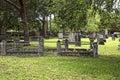 Fever Graveyard in St Augustine Florida USA