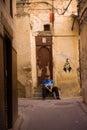 Fez Stock Photography