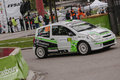 Fia world rally championship france fase speciale eccellente Immagine Stock