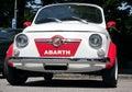 Fiat 500 abarth Royalty Free Stock Photo