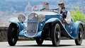 FIAT 508 S Balilla (1933) Stock Photo