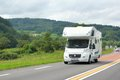 Fiat Ducato Royalty Free Stock Photo