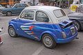 Fiat-Giannini 500 Royalty Free Stock Image