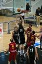 FIBA Trentino Cup: Portugal vs New Zealand Royalty Free Stock Photo