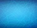 Fiber Optic Blue Stock Photos