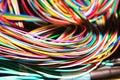 Fiber optic cable strands