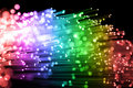 Fiber optics Royalty Free Stock Photo