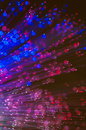 Fiber optics lights abstract background Royalty Free Stock Photo