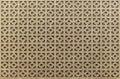 Fiberboard background. Decorative panel of fiberboard. Wooden lattice from fiberboard Royalty Free Stock Photo
