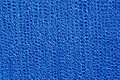 Fibers Blue Synthesis Royalty Free Stock Image