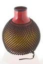 Fibreglass shekere 1 Royalty Free Stock Photo