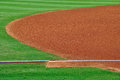 The field of minor league dreams-1 Royalty Free Stock Photo