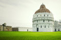 Field of Miracles Pisa Royalty Free Stock Photo