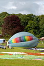 Fiesta internationale de ballon de Bristol Photographie stock