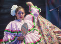 Fiesta las vegas sep dancer participates in the held in nevada on september the annual Royalty Free Stock Images