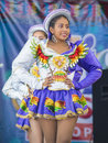 Fiesta las vegas sep dancers participates in the held in nevada on september the annual Royalty Free Stock Image