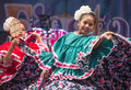 Fiesta las vegas sep dancers participates in the held in nevada on september the annual Royalty Free Stock Images