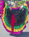 Fiesta las vegas sep a participant at the parade held in nevada on september the annual Stock Photos
