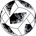 Fifa Russian World Cup Ball Vector