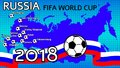 FIFA World Cup, Russia 2018.