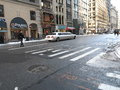 Fifth Avenue - New York City Royalty Free Stock Photo