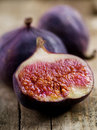 Photo : Fig Fruit  colorful drop