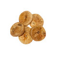 Figs isolated on white background Royalty Free Stock Images