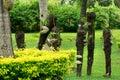 Fiji Garden Art