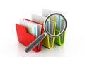 File folder search