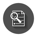 Files zoom icon.