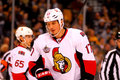Filip Kuba Ottawa Senators Royalty Free Stock Photos