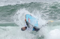 Filipe raposo ovar portugal august at the nd stage of the bodyboard protour on august in ovar portugal Stock Images