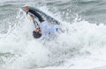 Filipe raposo ovar portugal august at the nd stage of the bodyboard protour on august in ovar portugal Stock Photo