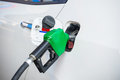 Fill up fuel Royalty Free Stock Photo