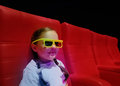 Film 3d Royaltyfri Bild