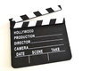 Film Clapper Board Royalty Free Stock Photo
