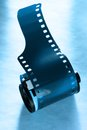 Film for color prints Royalty Free Stock Photo