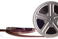 Film reel old motion picture Stock Photos