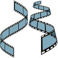Film strip C Stock Image