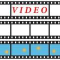 Set Film strip frame set