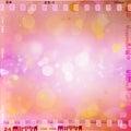 Film strips Royalty Free Stock Photo