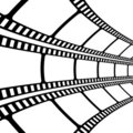 Filmstrip Royalty Free Stock Photo