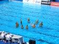 FINA World Championship Royalty Free Stock Photo